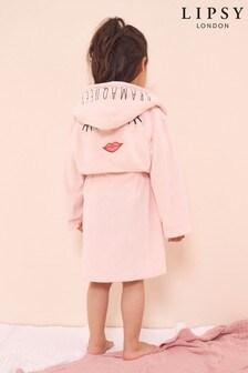 Lipsy Mini Velour Robe
