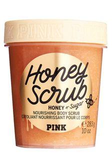 Victoria's Secret PINK Honey Scrub Nourishing Body Scrub with Pure Honey