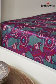 Joe Browns Brilliant Printed Floral Bedding