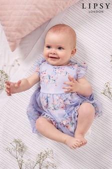 Lipsy嬰兒雪紡連衣裙