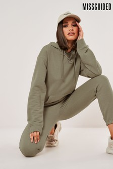Missguided Hoodie Jogger Co Ord Set