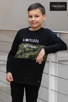 Koszulka z długim rękawem Threadboys