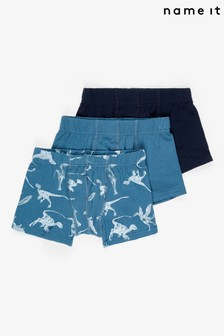 Name It 3 Pack Multi Boxers