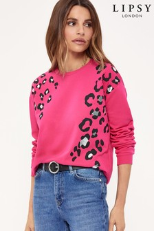 Lipsy Lightweight Sweatshirt (R93024) | $39