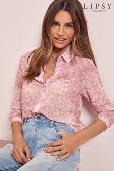 חולצה מודפסת של Lipsy