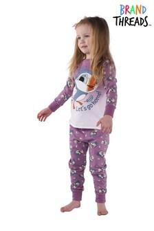 Brand Threads Puffin Rock Pyjamas