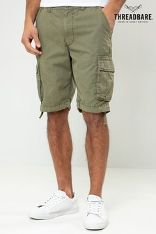 Threadbare Laundered Cargo Short