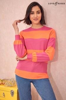 Love & Roses Sweatshirt