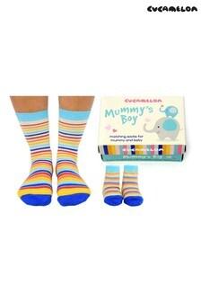 Cucamelon Mummy's Boy Pack of 2 Socks