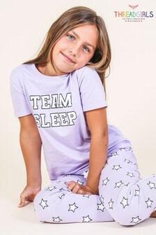 Threadgirls Starry Cotton Pyjama Set