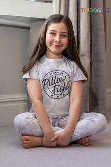 Threadgirls Pillow Tie Dye Cotton Pyjama Set