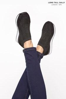 حذاء رياضي طراز جورب شكل ماسي منLong Tall Sally