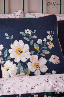 Cath Kidston Blue Spitalfields Cushion