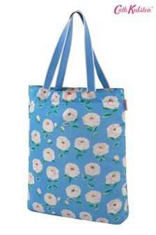 Синяя сумка-тоут Cath Kidston Dahlia