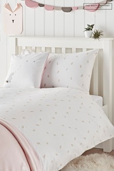 The White Company White Sleepy Bunny Bed Linen Set