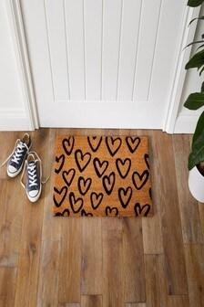 Pride Of Place Astley Heart Doormat