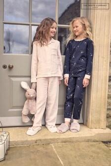 The White Company Constellation Pyjamas