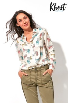 חולצה מנומרת של Khost Clothing