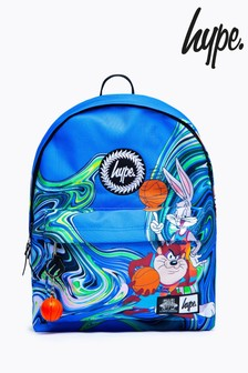 Hype Taz And Daffy Duck Marble Backpack