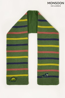 Monsoon Cool Dino Patch Scarf