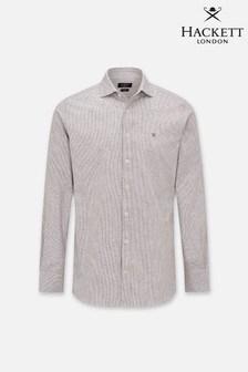 Hackett Jaspe Houndstooth Shirt