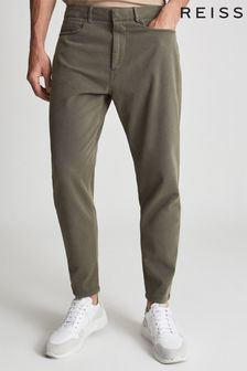 Reiss Hammond Relaxed Fit Five Pocket Trousers