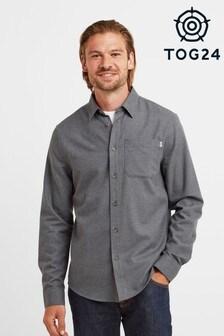 Tog 24 Grey Halbert Long Sleeve Shirt