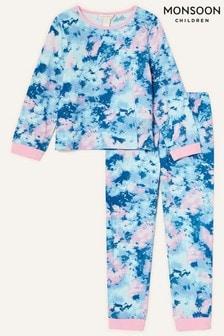 Monsoon Melanie Tie Dye Pyjama Set