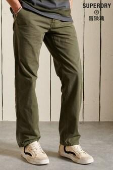 Superdry Green Combat Pants