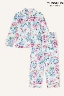 Monsoon Elle Floral Pyjamas Set