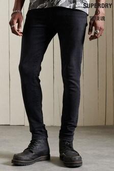 Superdry Black Skinny Jeans