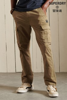 Superdry Nude Organic Cotton Recruit Grip 2.0 Trousers