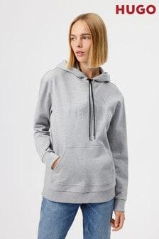 HUGO Grey Dasara Sweatshirt