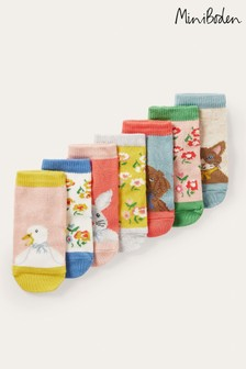 Boden Multi Sock Box Seven Pack