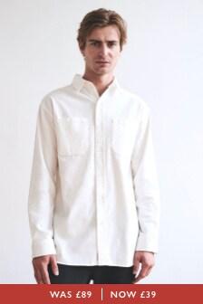 Brigg Relaxed Cord Shirt