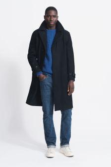 Raleigh Wool Coat