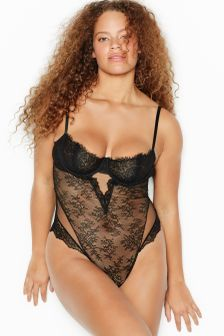 Victoria's Secret Wicked Unlined Balconette Body