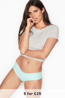 Victoria's Secret No-Show Shimmer Hiphugger Panty
