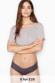 Victoria's Secret Noshow Shimmer Hiphugger Panty