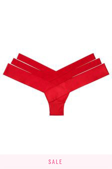 Victoria's Secret Banded Strappy Cheeky Panty