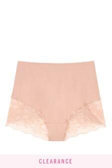 Victoria's Secret Shapewear Lace Control Brief Panty