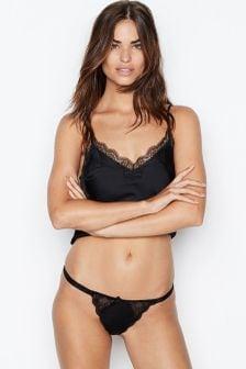 Victoria's Secret Lace V String Panty