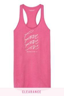 Victoria's Secret Lightweight Cotton Sleepshirt Tank