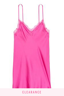 Victoria's Secret Secret Satin Slip Dress