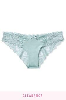 Victoria's Secret Lace Cheekini Panty