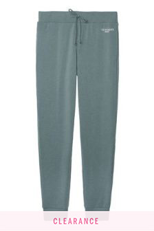 Victoria's Secret Stretch Fleece Mid Rise Jogger