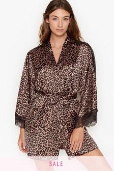 Victoria's Secret Lace Inset Kimono Robe