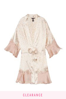 Victoria's Secret Flounce Robe