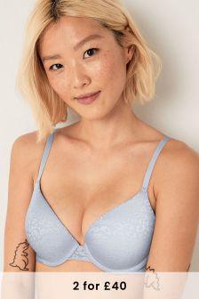 Victoria's Secret PINK Wear Everywhere Lace Push Up Bra
