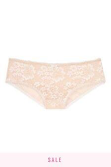 Victoria's Secret Lace Front Hiphugger Panty